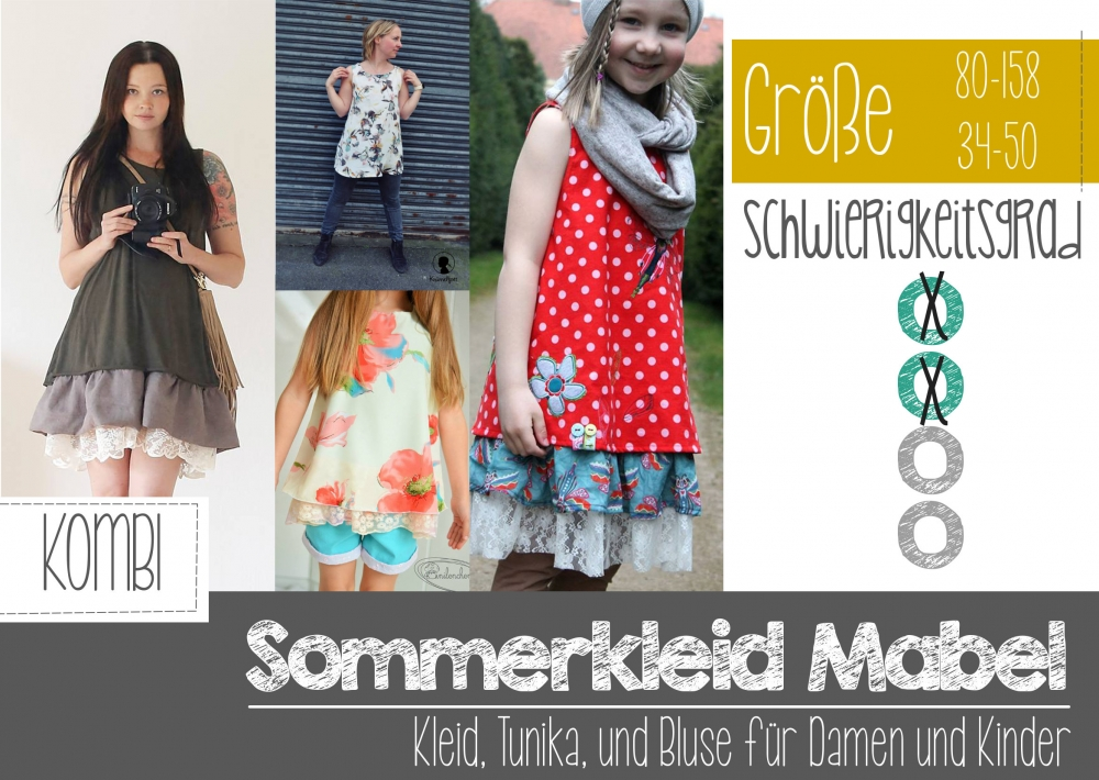 Bild 1 von Kombi Ebook Mabel Damen & Kids