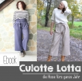 Ebook Culottehose