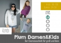 Kombi Ebook Plum Kids & Damen